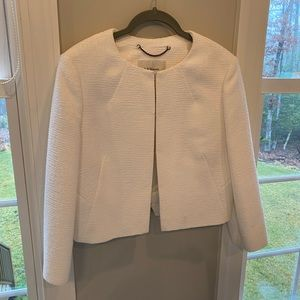 Gorgeous cropped jacket from LK Bennett